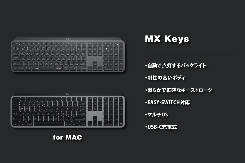 MXKeysイメージ