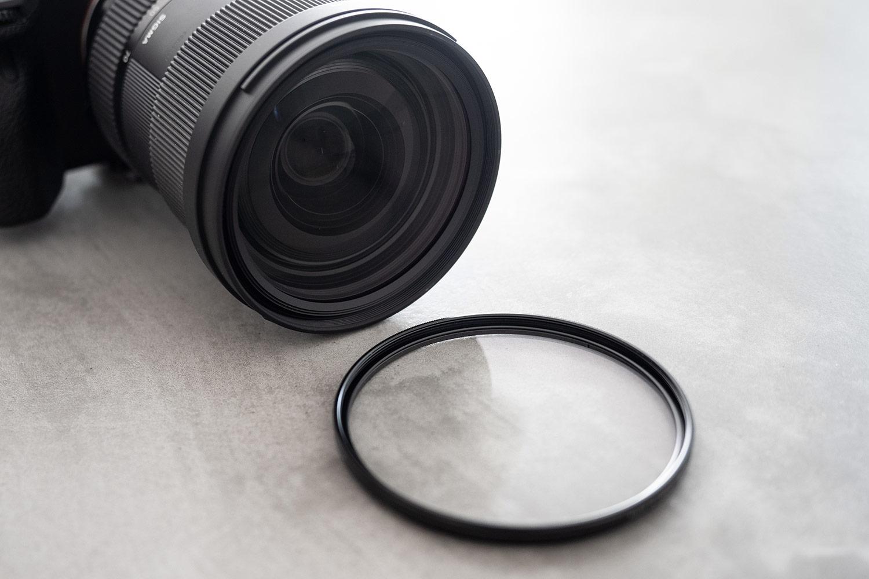 レンズフィルターイメージ