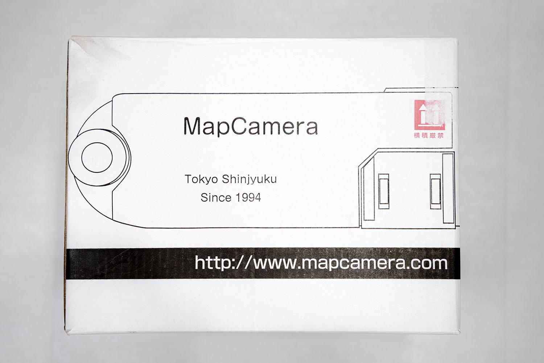 マップカメラの輸送ボックス