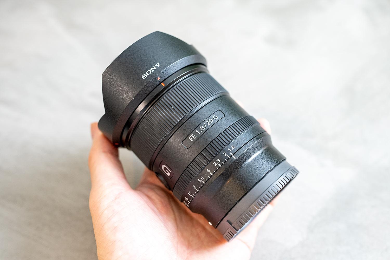 単焦点レンズイメージ